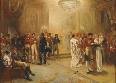 The Duchess of Richmond's Ball