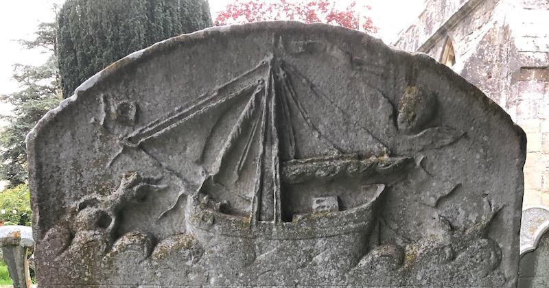 Gravestone Story Thomas Barrow