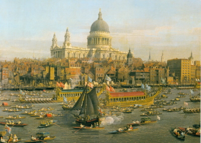 Canaletto's London