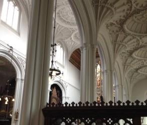 St Mary Aldermary, City of London