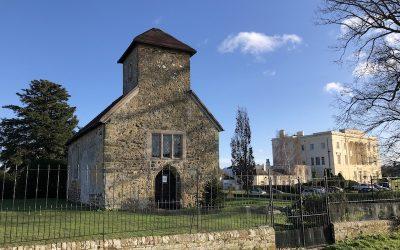 St Richard's Church, Burton Park