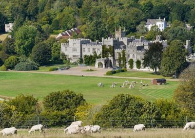 West Dean: Feudal Estate to Royal Playground