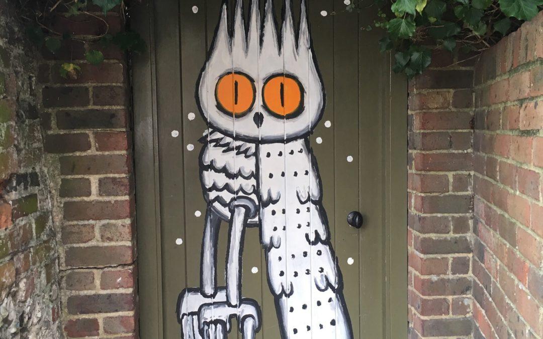 Dscreet Street Art Chichester