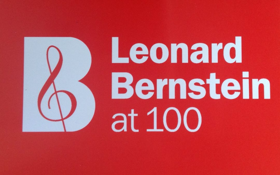 Leonard Bernstein in Chichester