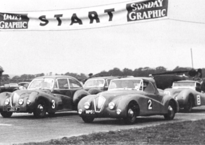 The History of the Goodwood Motor Circuit