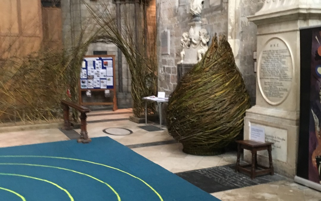 The Labyrinth – Chichester Cathedral